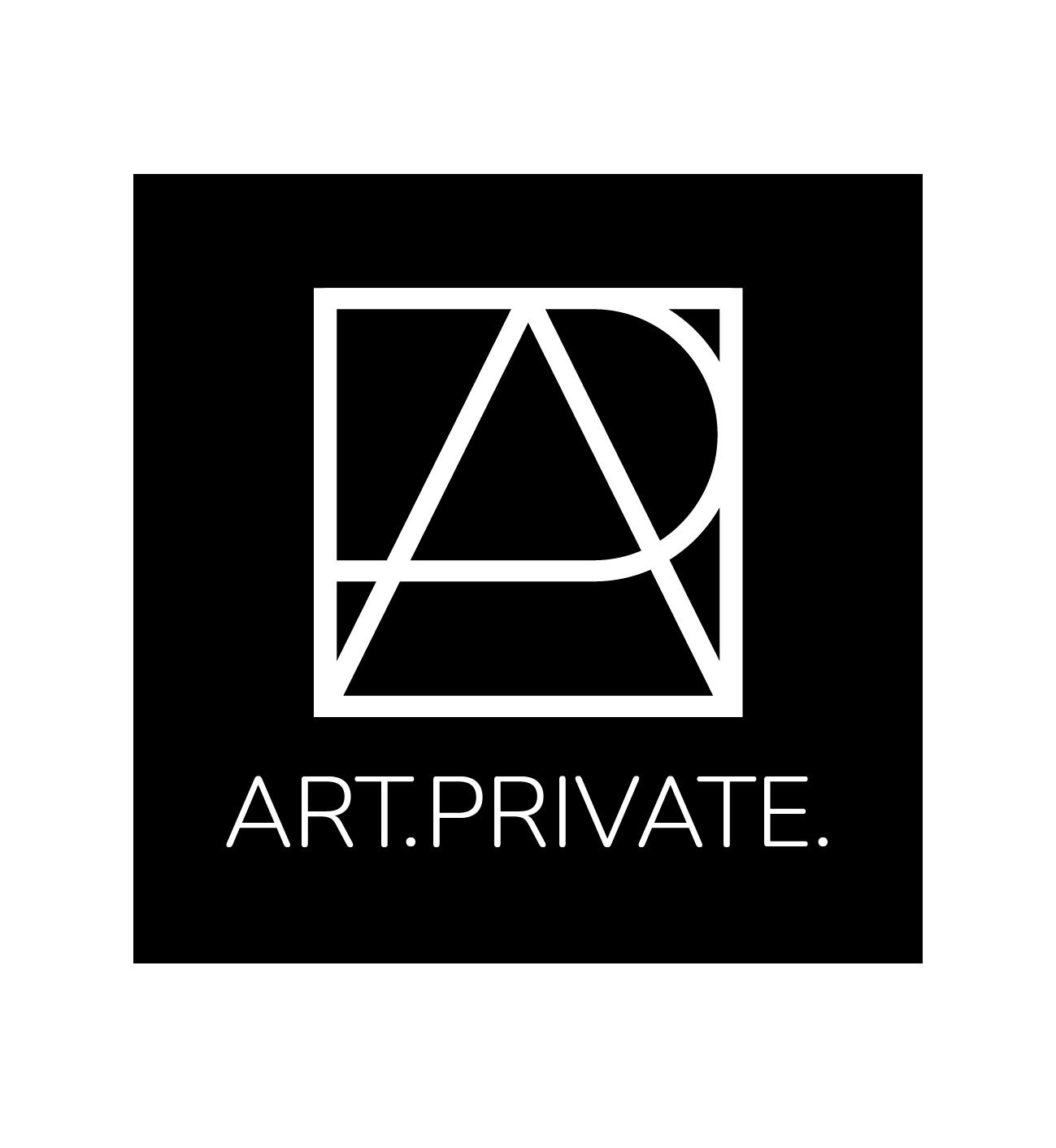 ART.PRIVATE. Logo